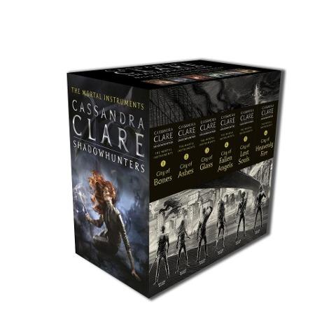 The Mortal Instruments 1-6 Slipcase