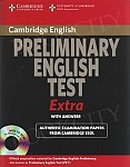 Cambridge Exams Extra PET Student's Book with ans and CD-ROM