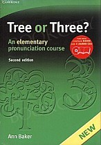 Tree or Three? Second Edition Book and Audio CDs
