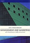 Management and Marketing with Mini-Dictionary of 1,000 Common Terms