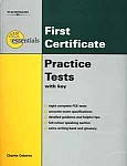 First Certificate Practice Tests (2nd Edition) Book without Answer Key with Audio CDs