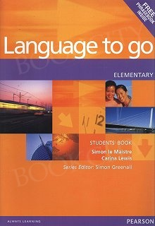Language to Go Elementary Student's Book with Phrasebook