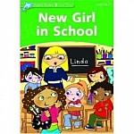 New Girl In School Activity Book