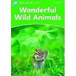 Wonderful Wild Animals Activity Book