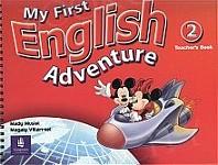 My First English Adventure 2 książka nauczyciela