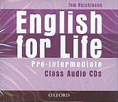 English for Life Pre-Intermediate Class Audio CD