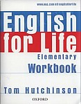 English for Life Elementary Workbook without key