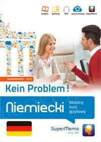 Niemiecki Kein Problem! Mobilny kurs językowy (poziom zaawansowany B2-C1) Książka + kod dostępu