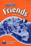 New Friends 1 książka nauczyciela