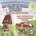 My First English Words z płytą DVD