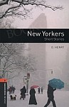 New Yorkers - Short Stories Book with MP3