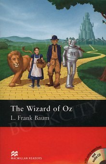 The Wizard of Oz Book and CD