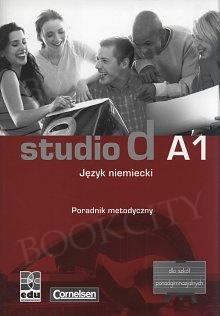 studio d A1 Unterrichtsvorbereitung (poradnik metod.)