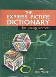 Express Picture Dictionary for Young Learners Dictionary Audio CDs  (set of 3)