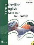 Macmillan English - Grammar In Context Advanced Student's Book without Key with CD-ROM