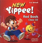 New Yippee! Red Book Class CDs