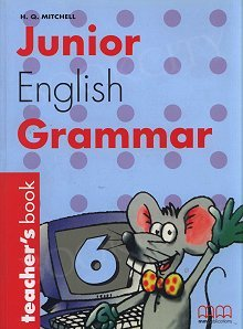 Junior English Grammar 6 książka nauczyciela