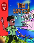 Tom Sawyer Book with Audio CD/CD-ROM