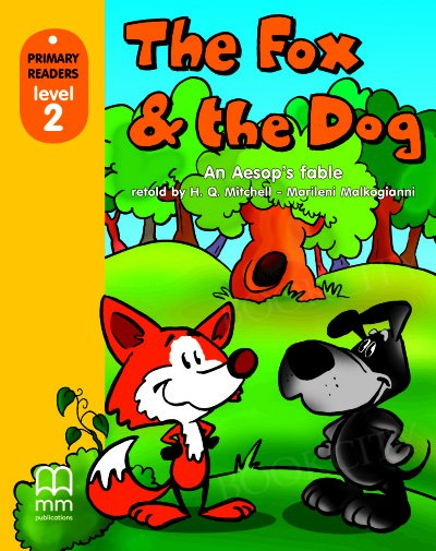 The Fox and the Dog Book with Audio CD/CD-ROM