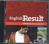 English Result Elementary Class CDs (2)