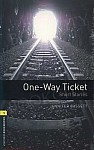 One-Way Ticket - Short Stories Book and MP3