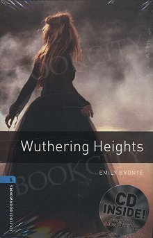 Wuthering Heights Book and CD