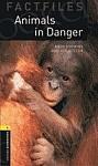 Animals in Danger Book