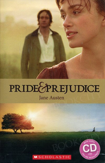 Pride & Prejudice Book and CD