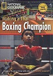 Making A Thai Boxing Champion Book+MultiROM