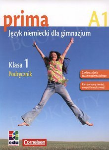 PRIMA A1 Podręcznik kl.1