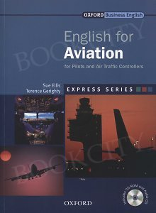 English for Aviation Student's Book with MultiROM