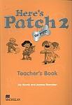 Here's Patch the Puppy 2 książka nauczyciela