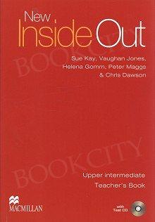 New Inside Out Upper-Intermediate książka nauczyciela