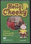 Hello Cheeky DVD