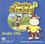 Cheeky Monkey 2 Audio CD (2)