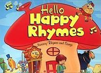 Hello Happy Rhymes Big Story Book
