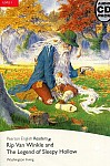 Rip Van Winkle and The Legend of Sleepy Hallow plus Audio CD