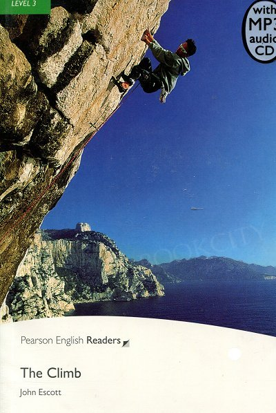 Climb Book and mp3 CD