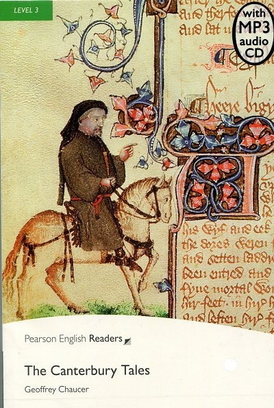 The Canterbury Tales Book plus mp3