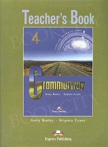 Grammarway 4 książka nauczyciela