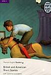 British and American Short Stories Book plus CDmp3