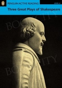 Three Great Plays of Shakespeare plus MP3 Book plus MP3