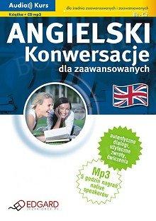 Angielski Konwersacje dla zaawansowanych książka + CDmp3