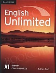 English Unlimited A1 Starter Audio CD (2)