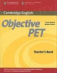 Objective PET 2nd edition książka nauczyciela