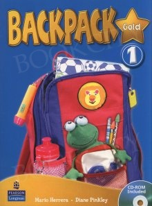 Backpack Gold 1 Students' Book+CD-Rom