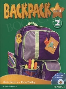 Backpack Gold 2 Students' Book+CD-Rom