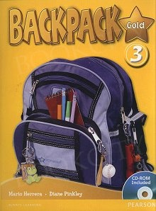 Backpack Gold 3 Students' Book+CD-Rom