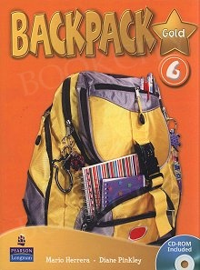 Backpack Gold 6 Students' Book+CD-Rom
