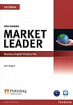 Market Leader 3rd Edition Intermediate Practice File plus Audio CD